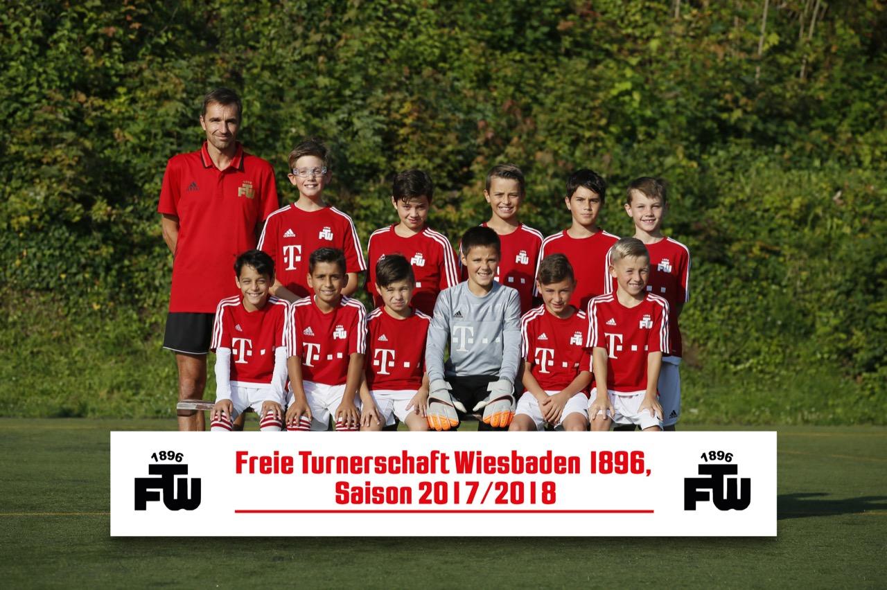 FTW –  E1-Junioren