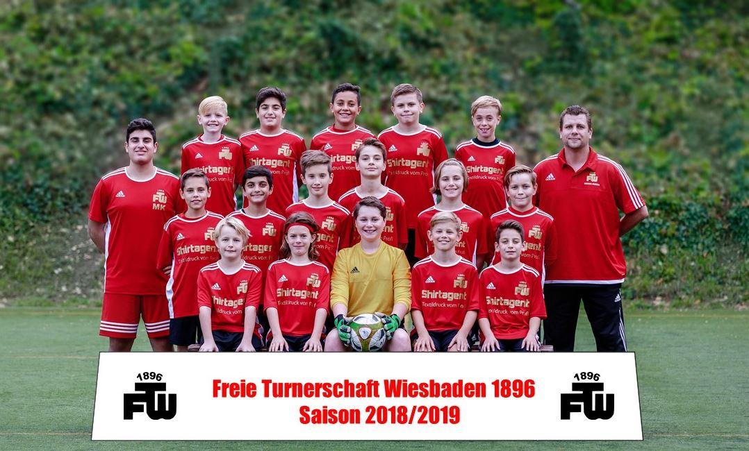 FTW –  D3-Junioren