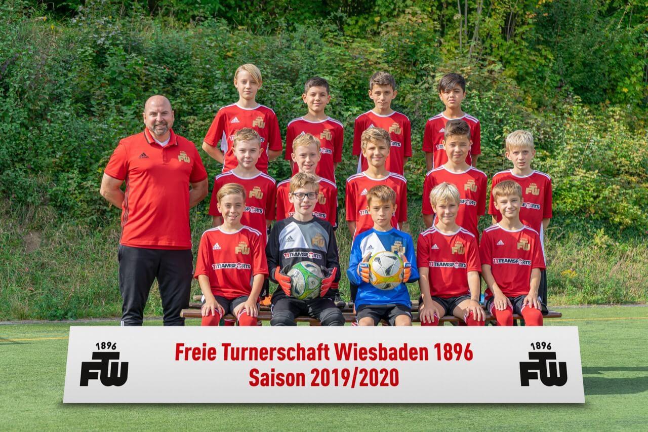 FTW – D2-Junioren